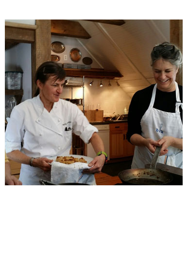Cooking Classes & Educational Program Development