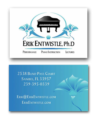 Business Cards by Pam Knights Communications