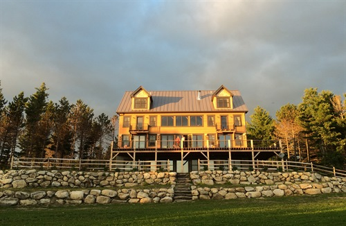 Galusha Hill Farm Lodge