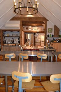 The Hidden Kitchen at The Inn at Weathersfield