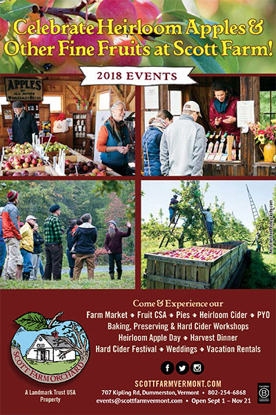 PKC-Scott Farm 2018 Events Card